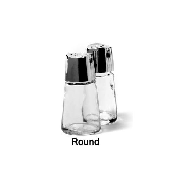 Salt and Pepper Round